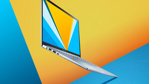 Asus VivoBook 14 (X403FA): 14-Zoll-Notebook mit 72 Wh für 24 Stunden Laufzeit