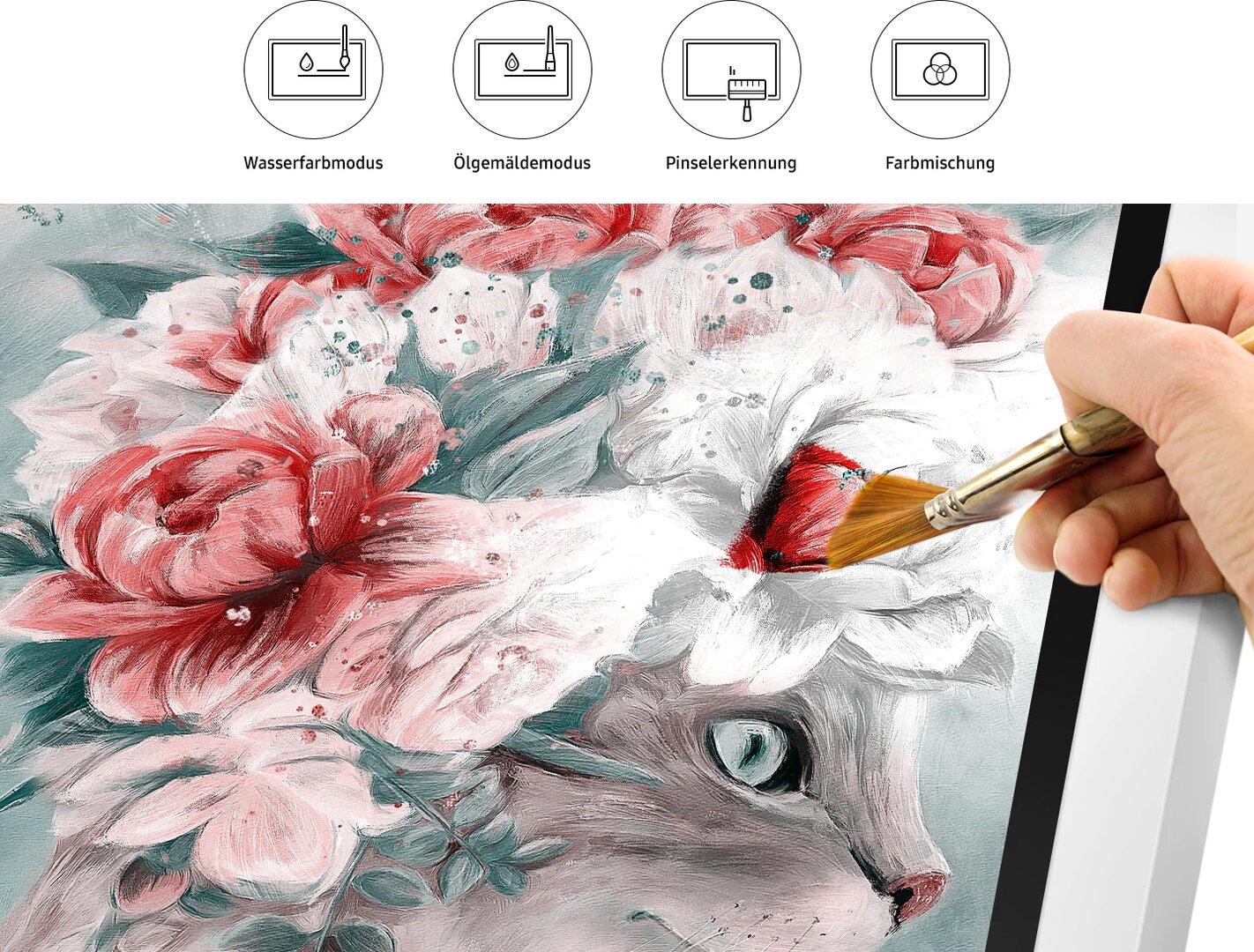 Samsung Flip mit 65 Zoll