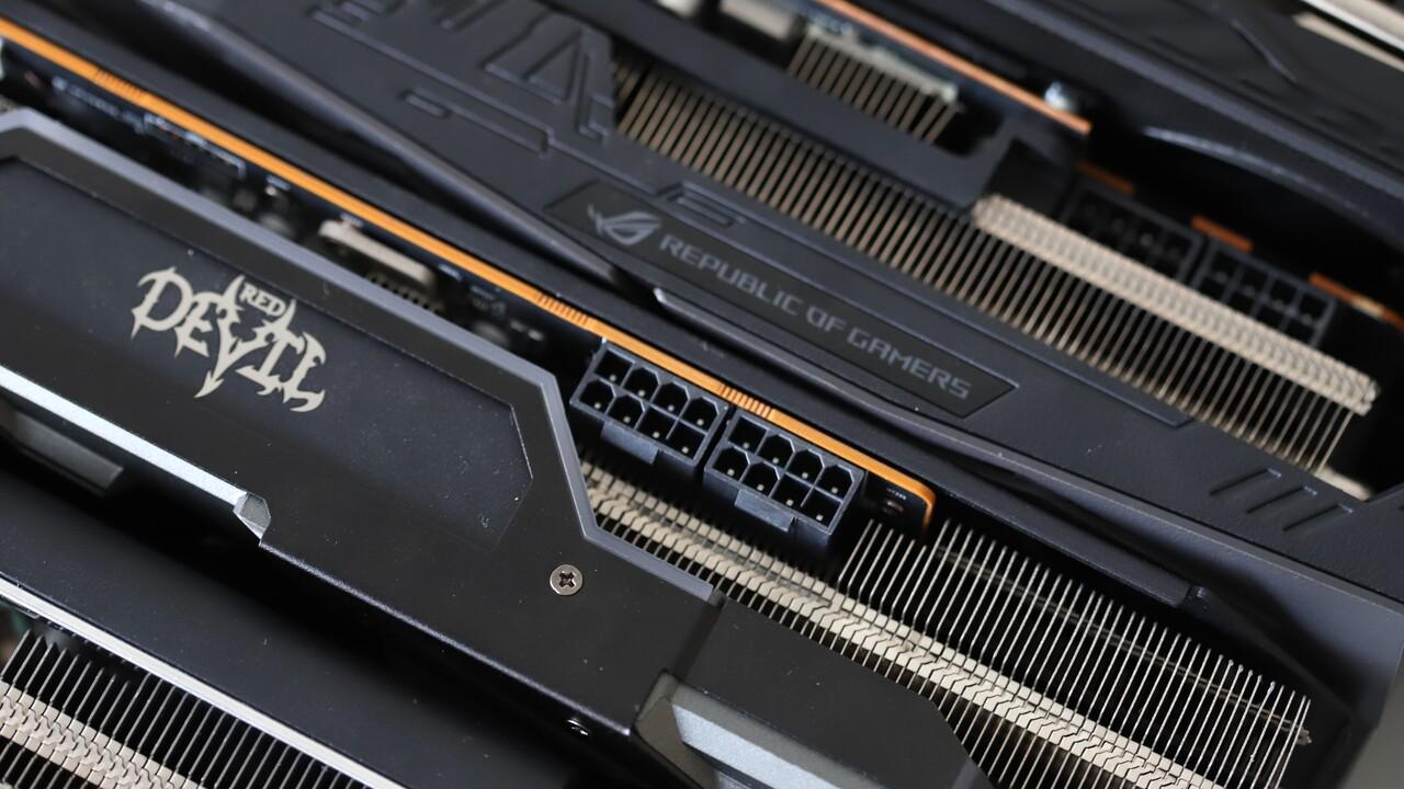 AMD Radeon RX 5700 XT: Custom Designs bei 185Watt GPU Power im Vergleich