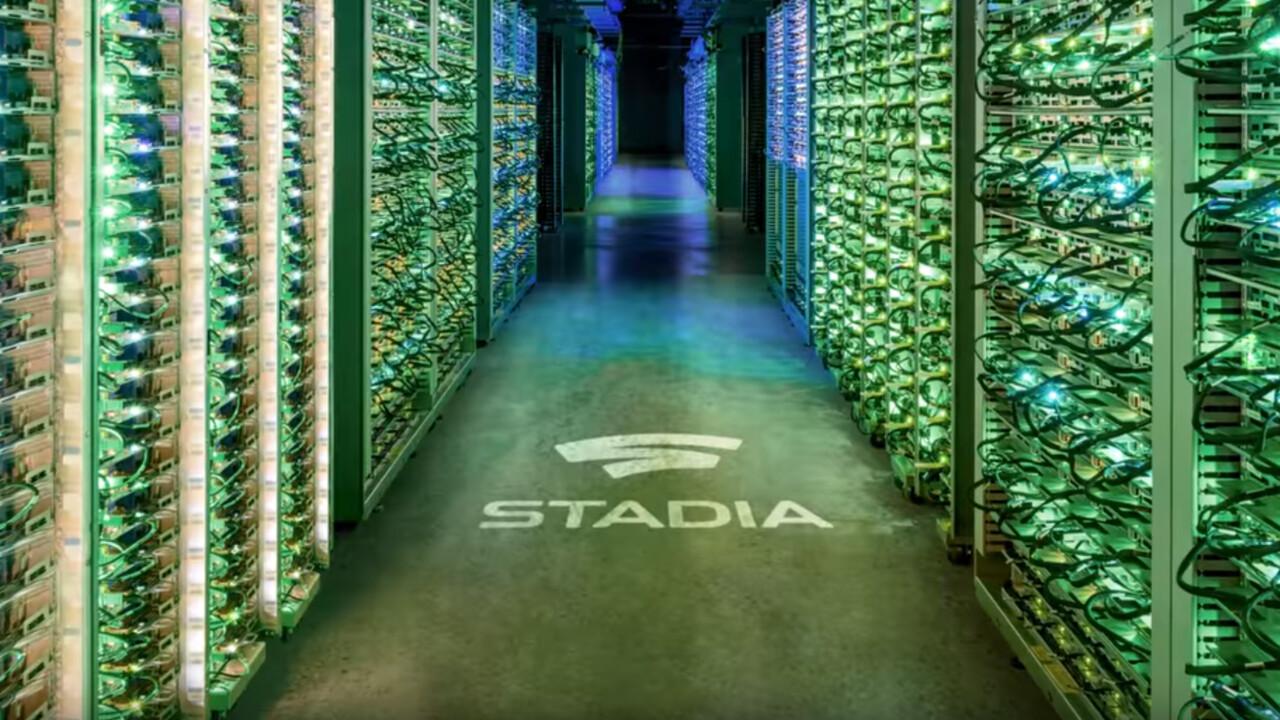 Google Stadia: Bald mit Cyberpunk 2077, Borderlands 3 und mehr