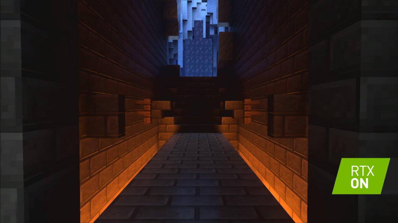 Minecraft mit Raytracing