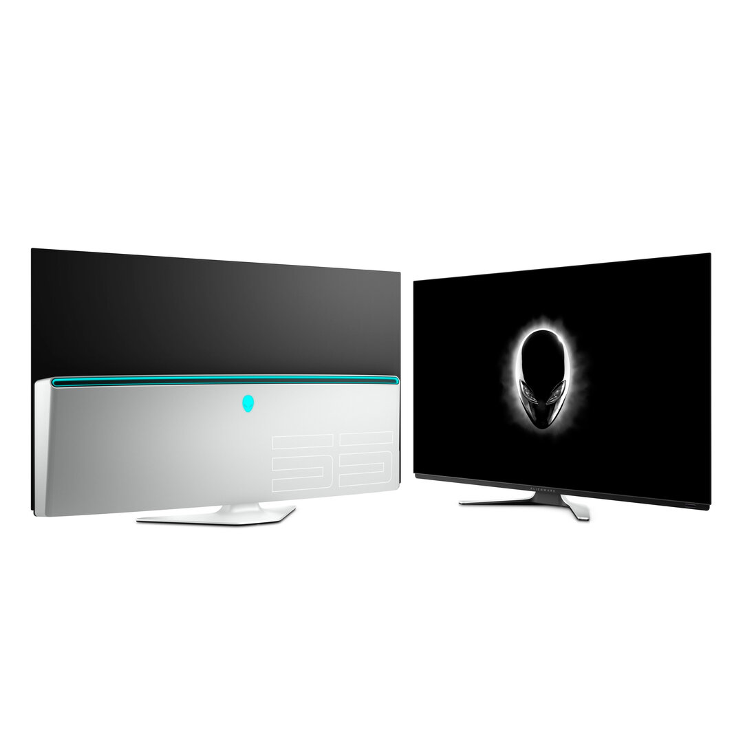 "Dells 55""-OLED-Monitor Alienware AW5520QF"