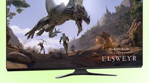 """Dell Alienware AW5520QF: Eckdaten, Preis und Termin für den 55""""-OLED-Monitor"""