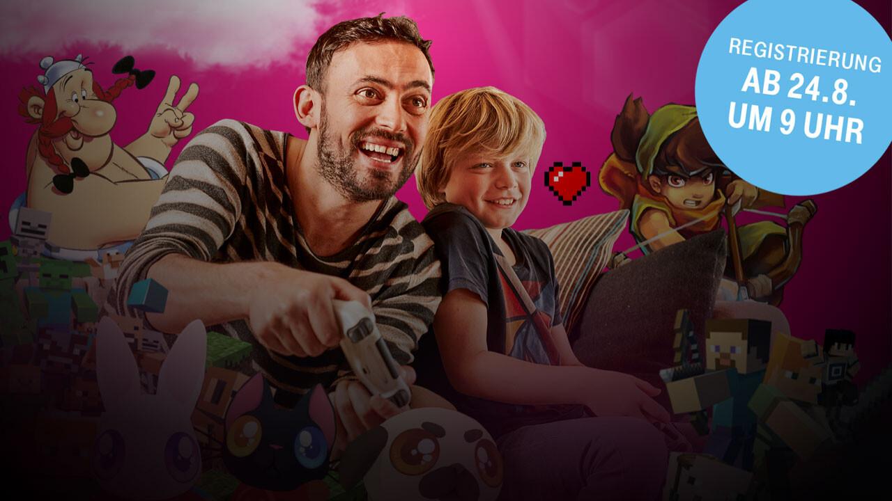 Magenta Gaming: Telekom startet Spiele-Streaming aus der Cloud