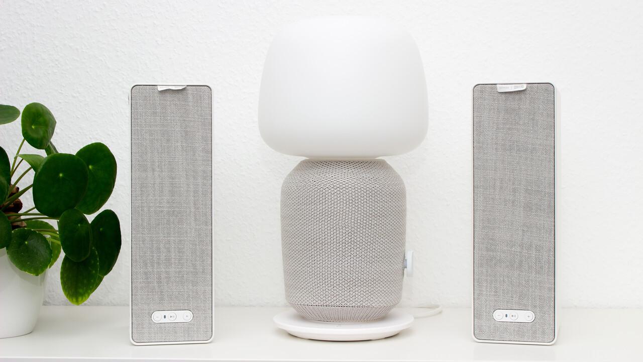 Ikea Symfonisk im Test: Lautsprecher von Sonos im Möbelhausgewand