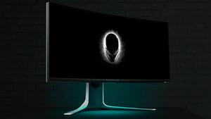 Alienware-Monitore: Dell liefert IPS mit 240 Hz im neuen Sci-Fi-Look