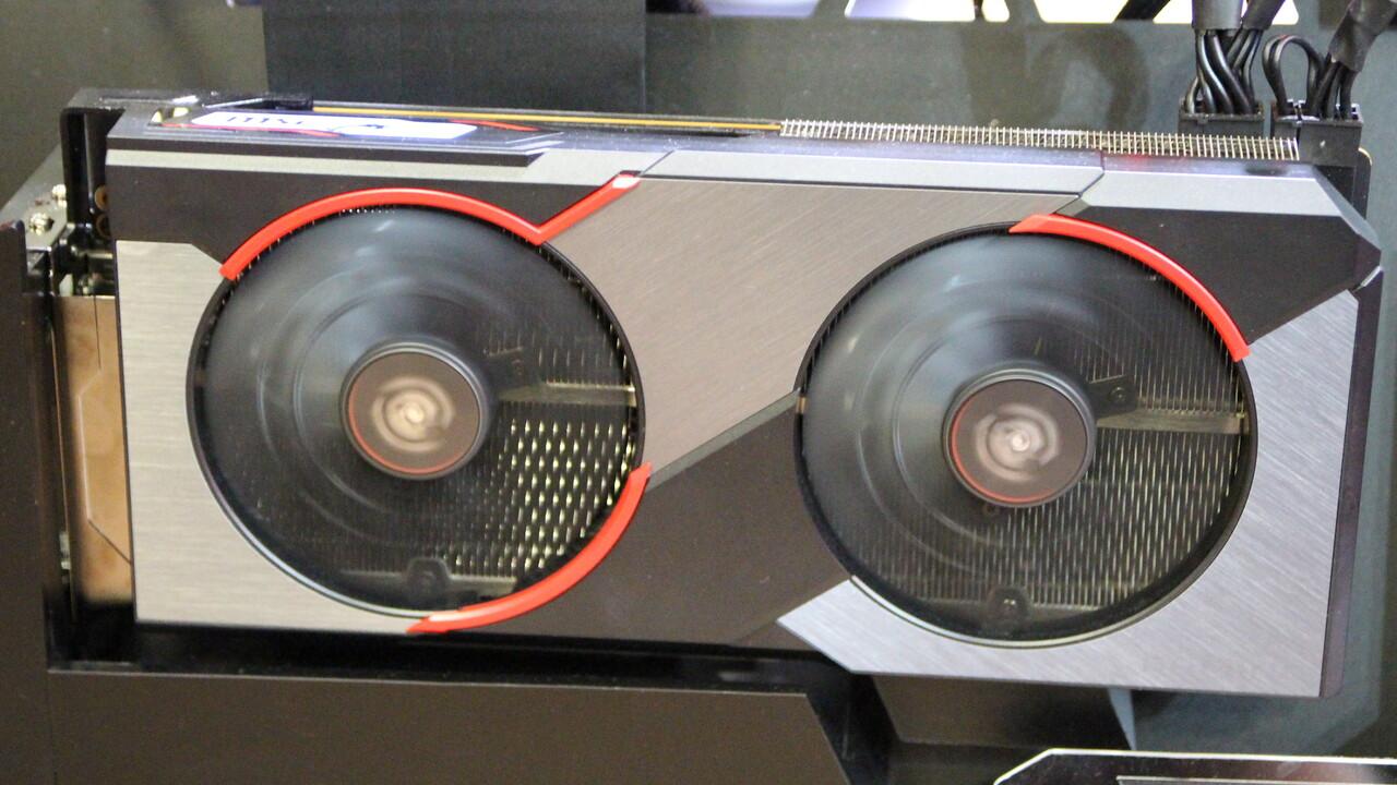 MSI: Dritte Radeon RX 5700 XT Gaming mit großem Kühler