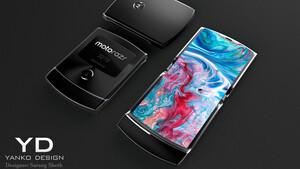Falt-Smartphone: Neues Motorola Razr Ende 2019 für 1.500 Euro