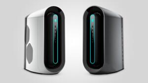Alienware Aurora R9: Intel Core und AMD Navi treffen auf AiO und Sci-Fi