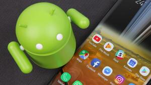 Google: Play Store erstrahlt im neuen Design