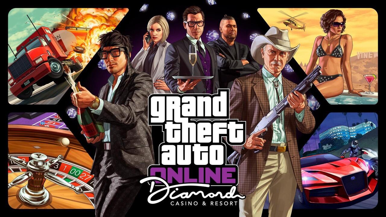 Markt für Videospiele: GTA V war im Juli das umsatzstärkste Konsolenspiel