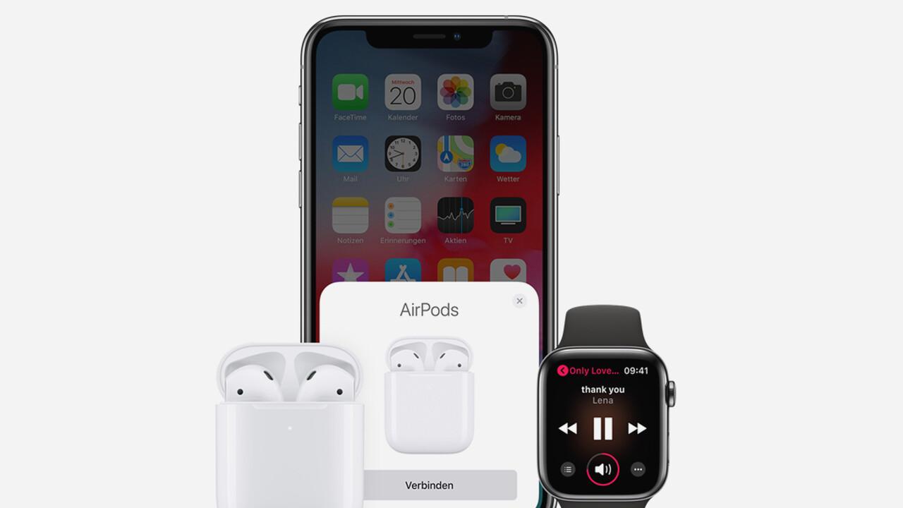 Apple 2019: Neue Details zu iPhone, iPad, AirPods & Co.