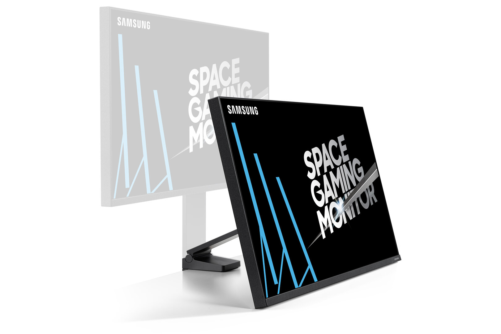 "Samsungs ""Space Gaming Monitor"" SR75Q alias S32R750Q"