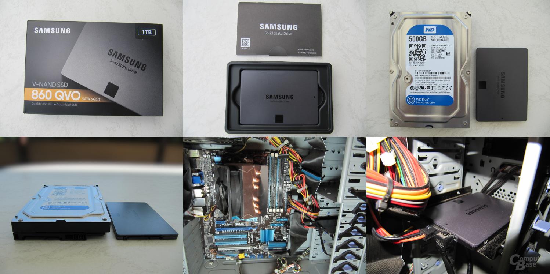 Das Duell SSD vs HDD sollte am Ende deutlich ausfallen