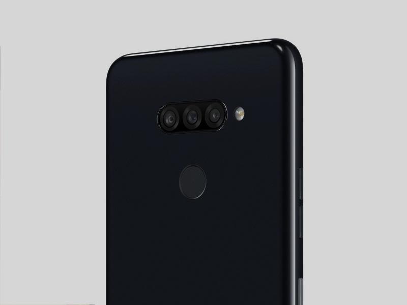 Triple-Kamera des LG K50S