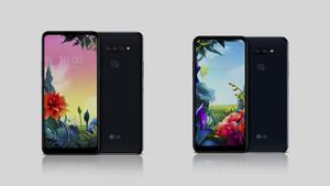 Smartphones K50S und K40S: LG verspricht mehr Oberklasse für die Mittelklasse