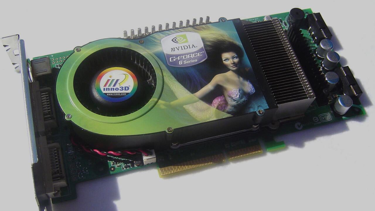 Im Test vor 15 Jahren: Die GeForce 6800 bot DirectX9.0c für 300 Euro