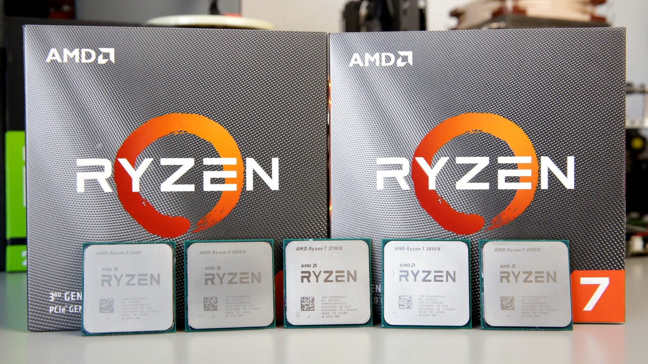 CPU-Gerüchte: AMD Ryzen 5 3500 als Lückenfüller mit sechs Kernen