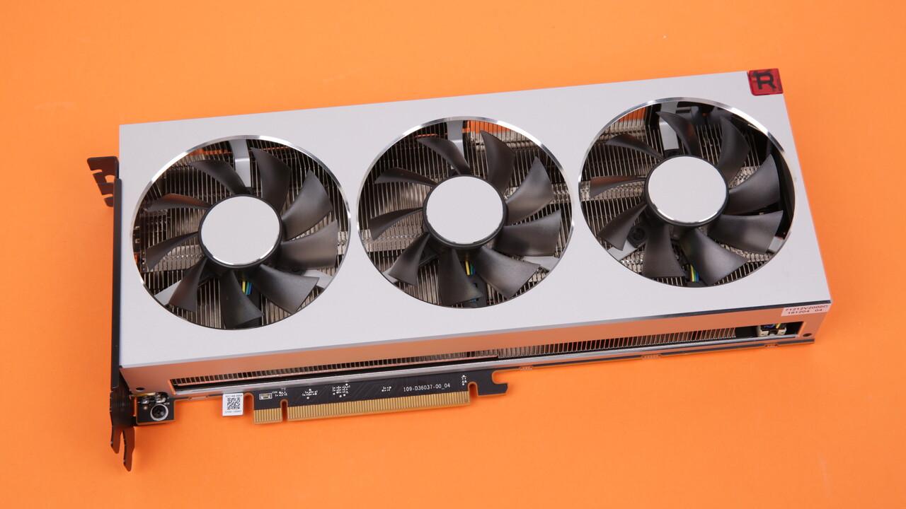 End of Life: Die AMD Radeon VII wird nicht mehr gefertigt