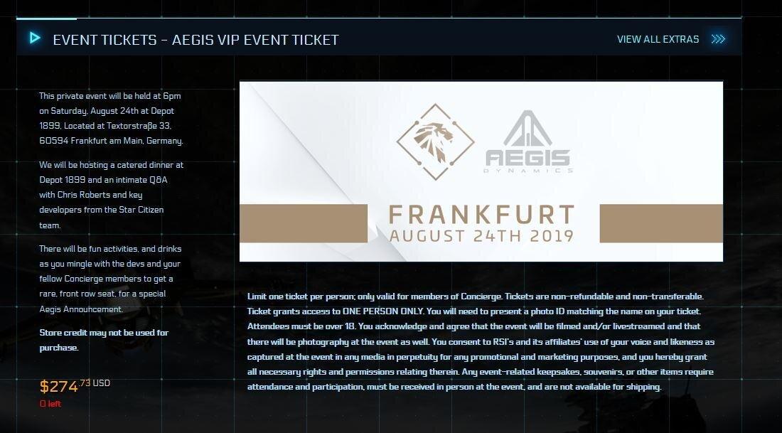 Die Beschreibung der Veranstaltung lockt mit Entwicklerkontakt