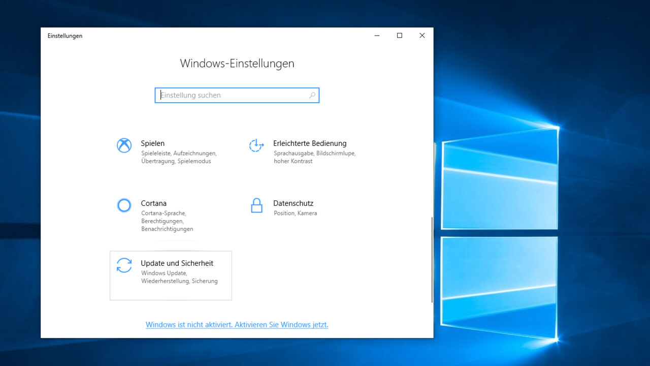 Windows 10 1909