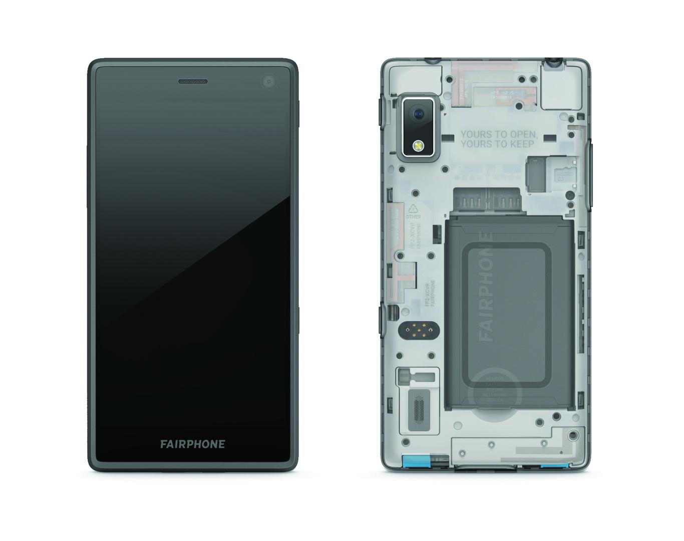 Das Fairphone 2 war Ende 2015 das weltweit erste modulare Smartphone