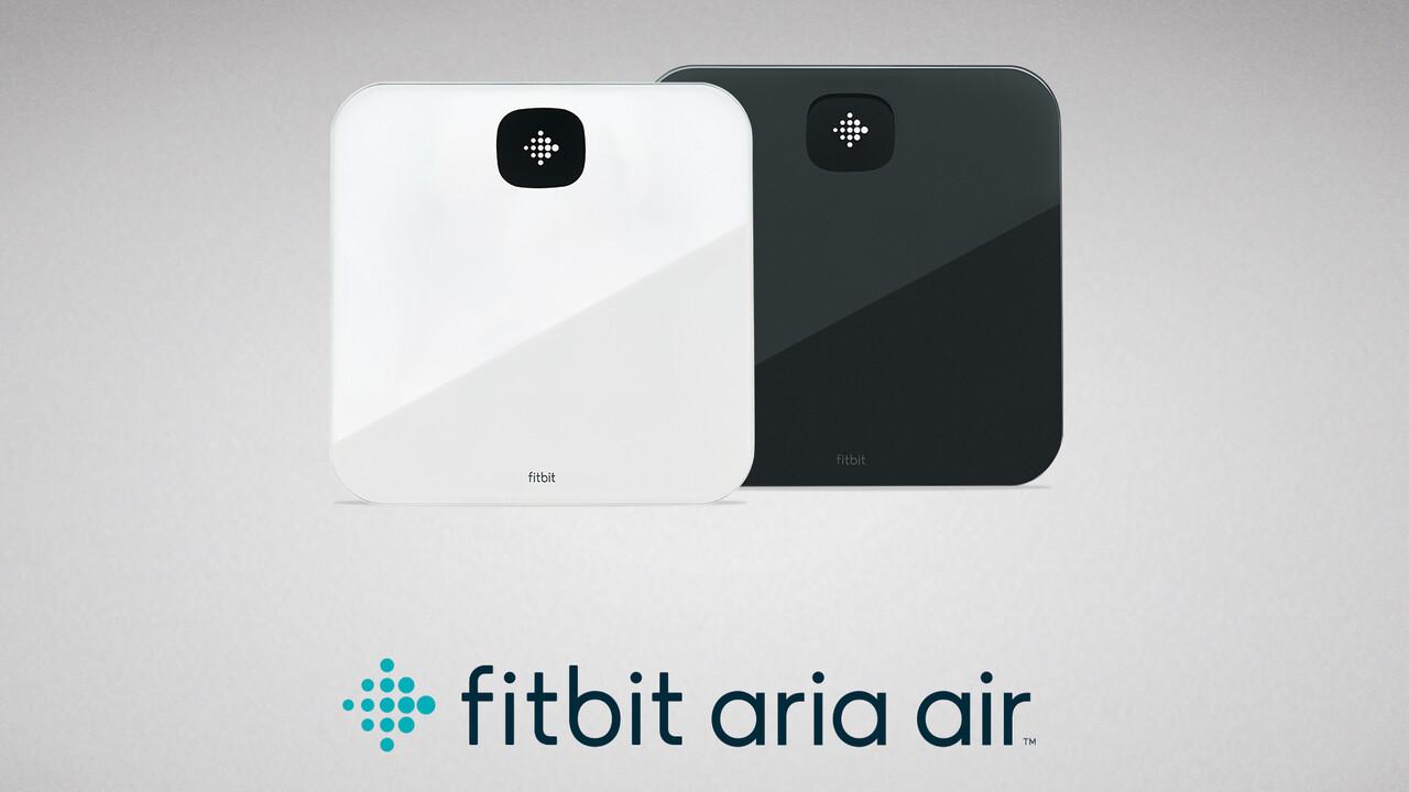 Fitbit Aria Air: Günstigere Bluetooth-Waage ergänzt Körperdaten