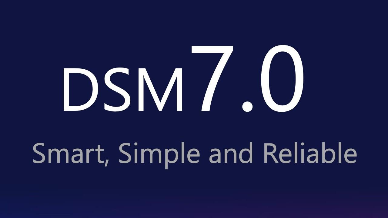 Synology DSM 7.0: Schneller als DSM 6 und Apps werden gebündelt