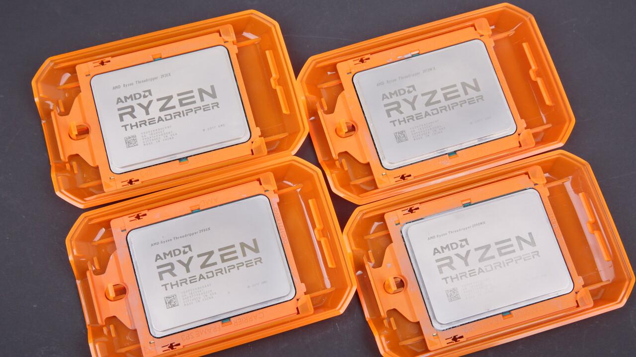 CPU- und GPU-Gerüchte: AMD Threadripper 3000 und ein Low-Cost-Navi