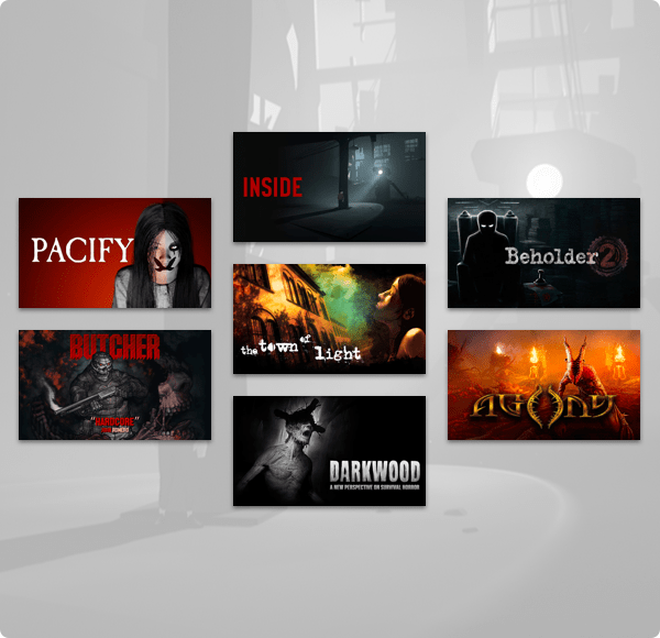 Spooky Horror Bundle 2019