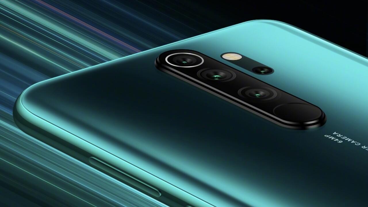 Xiaomi Redmi Note 8 (Pro): Mit 64-MP-Quad-Kamera und als WoW-Editionen