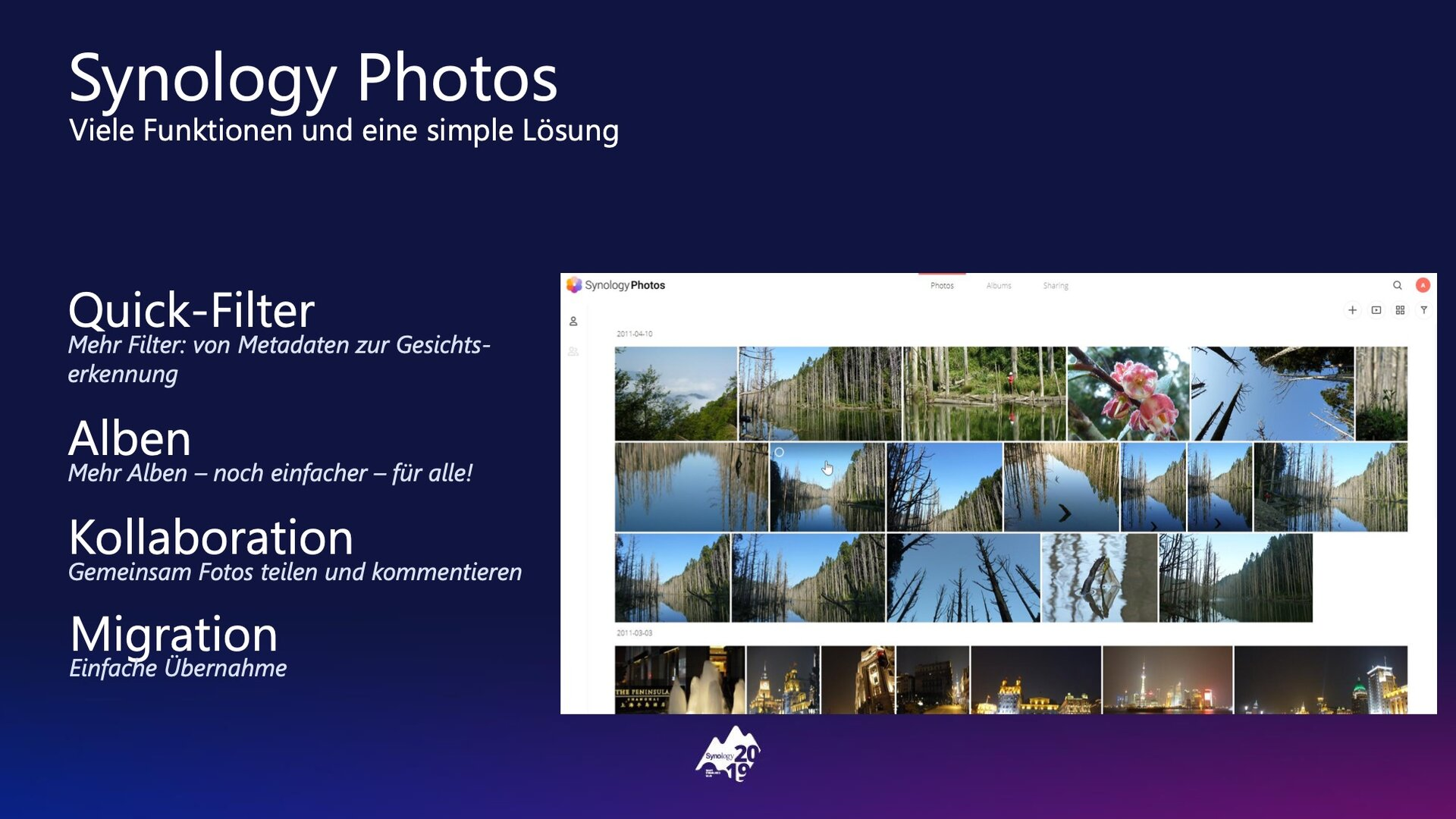 DSM 7.0: Synology Photos