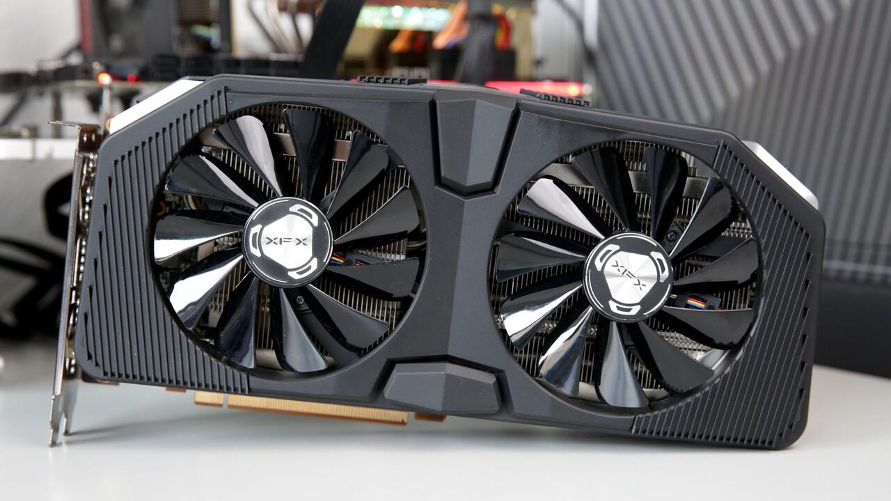XFX Radeon RX 5700 XT RAW2 im Test: Quasi eine THICC2 in kürzer und höher