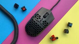 Cooler Master MM710 im Test: Die vielleicht leichteste Gaming-Maus der Welt