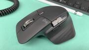 Logitech MX Master 3 im Test: Magnetmausrad trifft bewährten Komfort