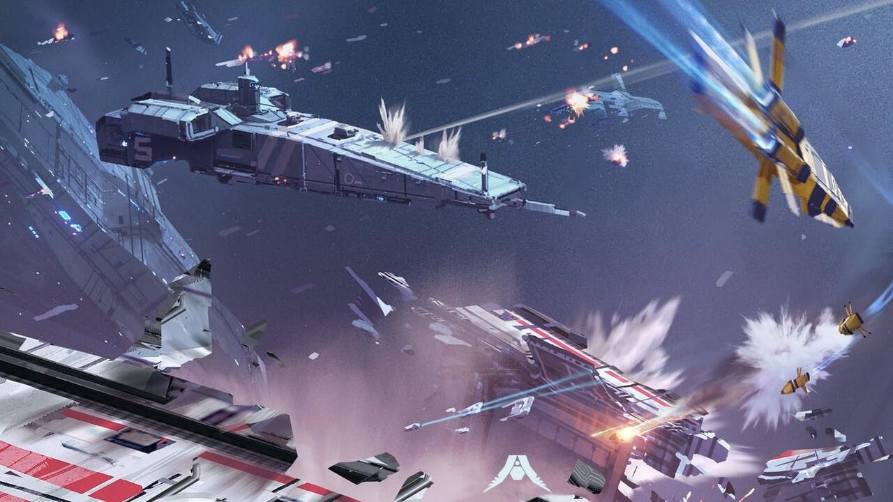 Homeworld 3: Gearbox setzt Serie fort und fragt nach Unterstützung