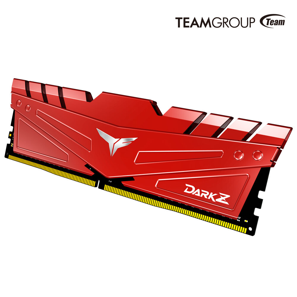 Team Group T-Force Dark Z in Rot