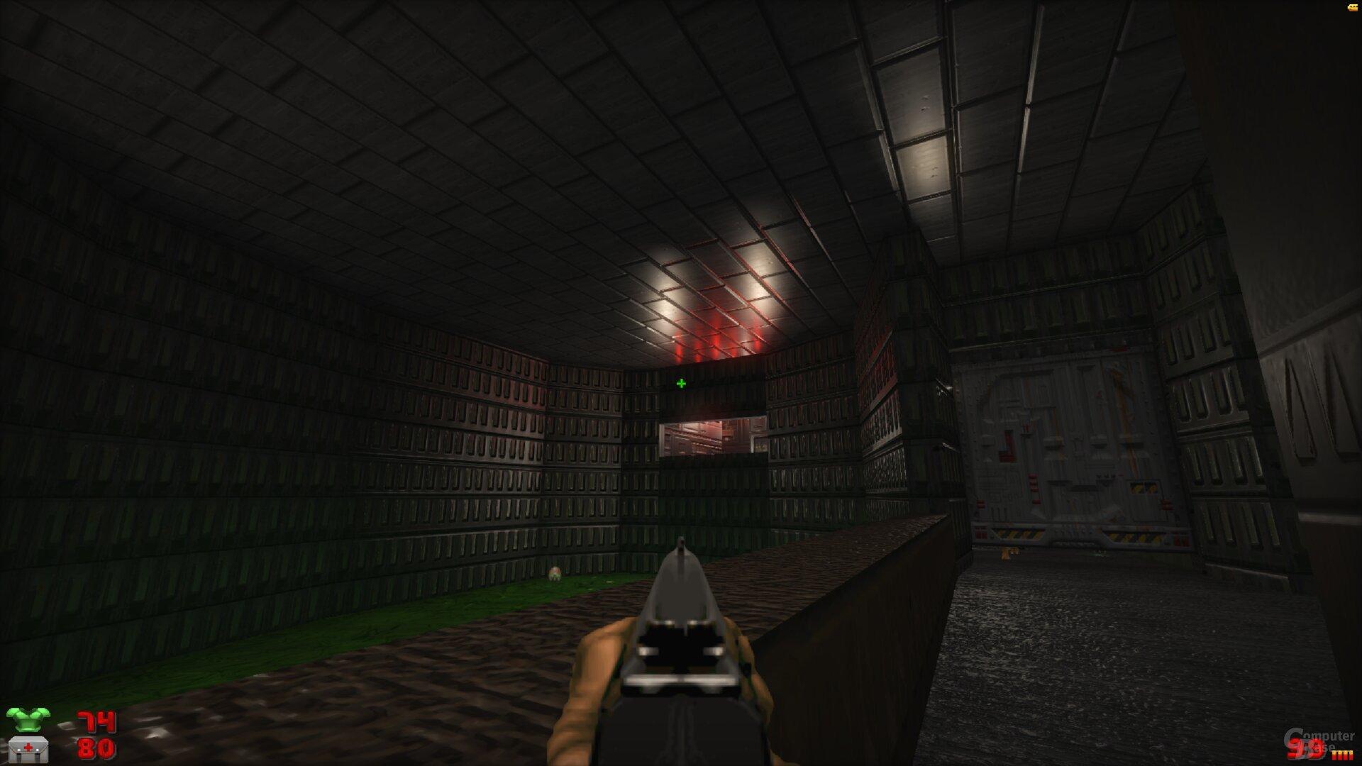 """Eindrücke aus """"Doom RTX"""""""