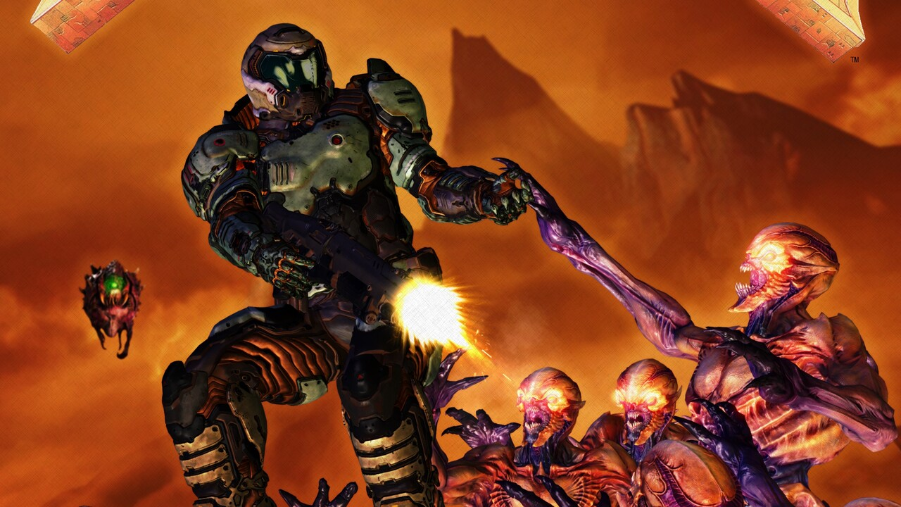 Doom RTX: Mod wirbt mit Raytracing, bietet aber keins