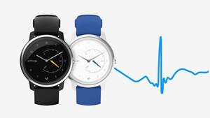 Withings Move ECG: Hybride Smartwatch mit EKG-Funktion nun verfügbar