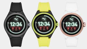 Puma: Sportliche Smartwatch mit Snapdragon 3100