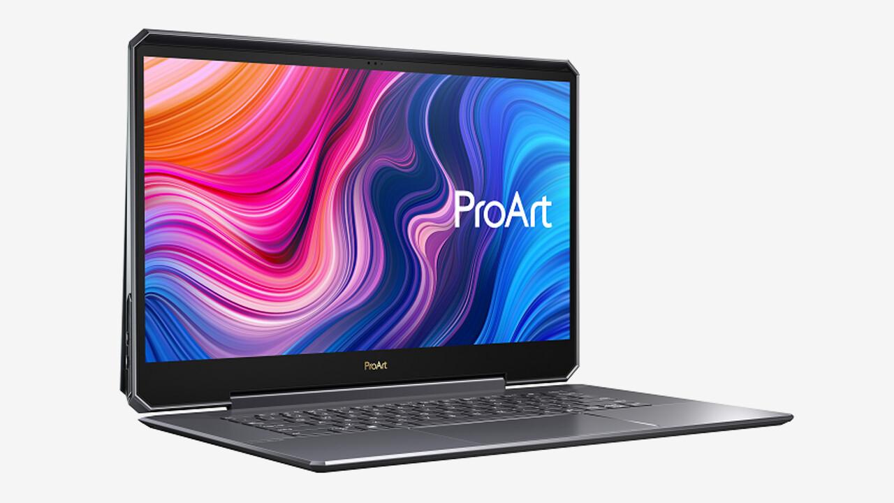 Asus ProArt StudioBook One: Quadro RTX 6000 auf 15Zoll mit fast Desktop-Leistung