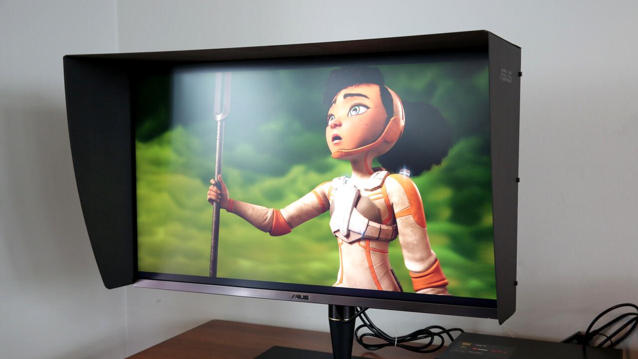 Asus ProArt PA32UCG: Mini-LED-Monitor unterstützt schon DisplayHDR 1400