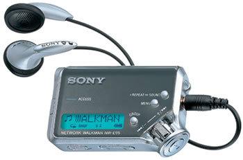 Sony NW-E95