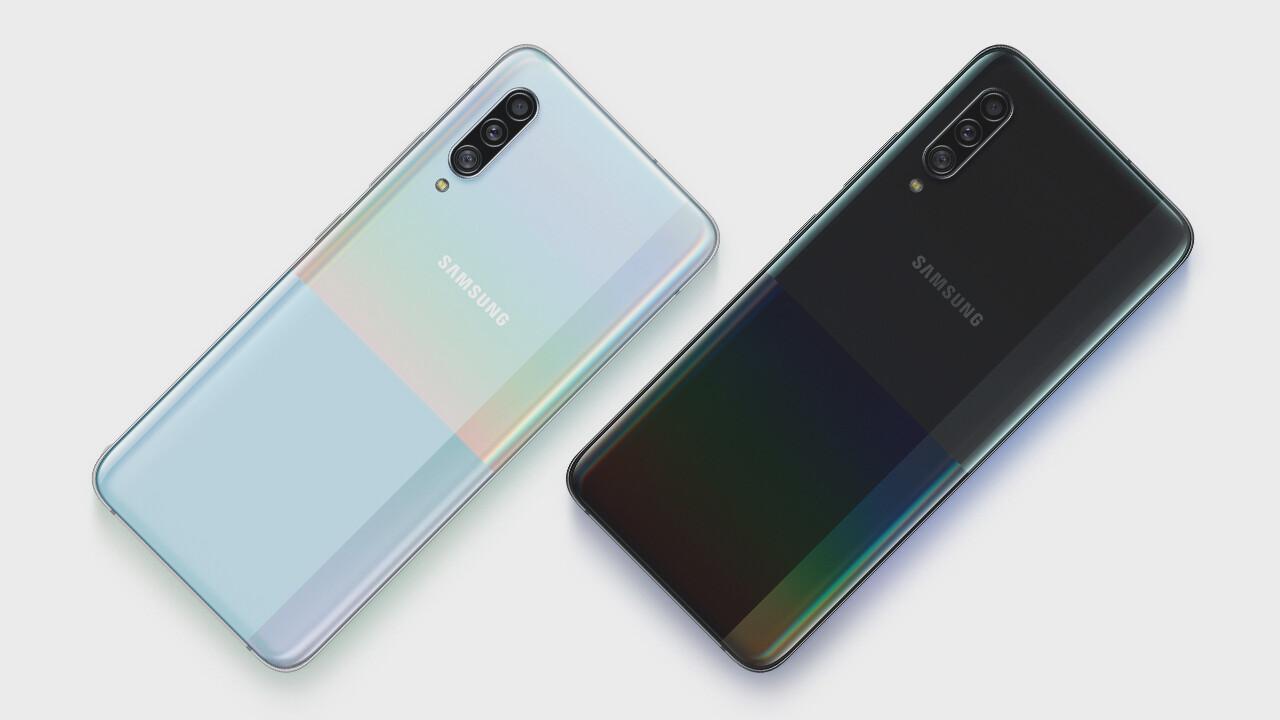 Samsung Galaxy A90 5G: Snapdragon 855 trifft auf 5G und 48MP-Sensor
