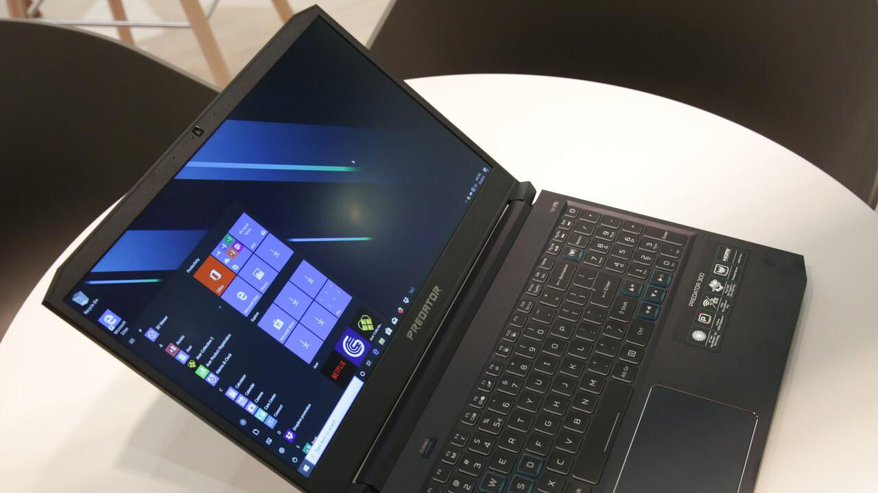 ConceptD 3 und Triton 300: Acers Einsteiger-Notebooks für Creator und Gamer