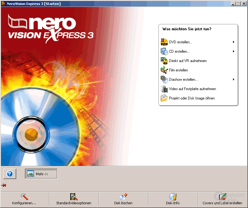 Nero Vision Express 3