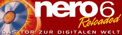 Nero 6.6 Reloaded - Logo