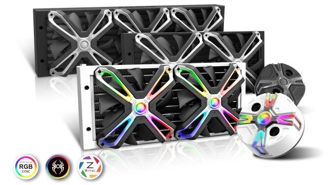 Zalman Reserator 5 Kompaktwasserkühlung
