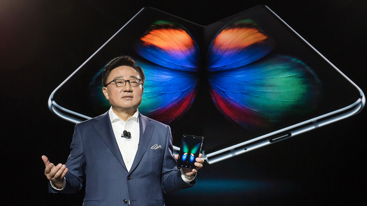 Samsung Galaxy Fold 5G: Marktstart am 18. September ab 2.100 Euro